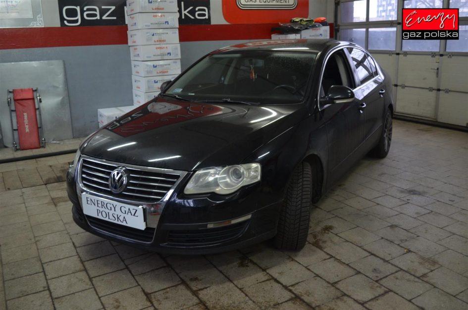 VW PASSAT 2.0 150KM 2007R LPG