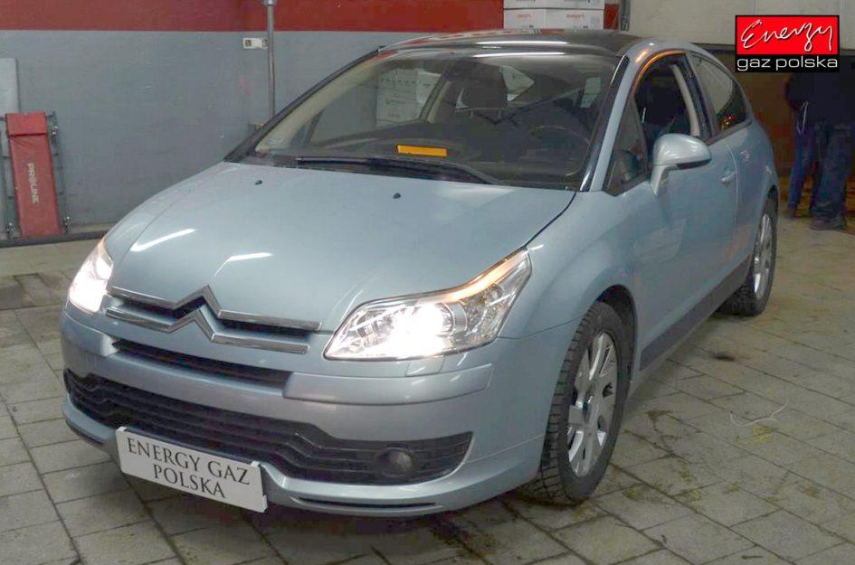 CITROEN C4 1.6 110KM 2005R LPG