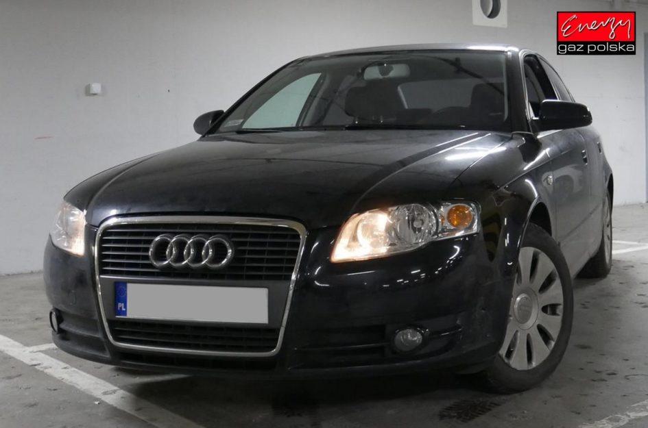 AUDI A4 1.8T 163KM 2006R LPG