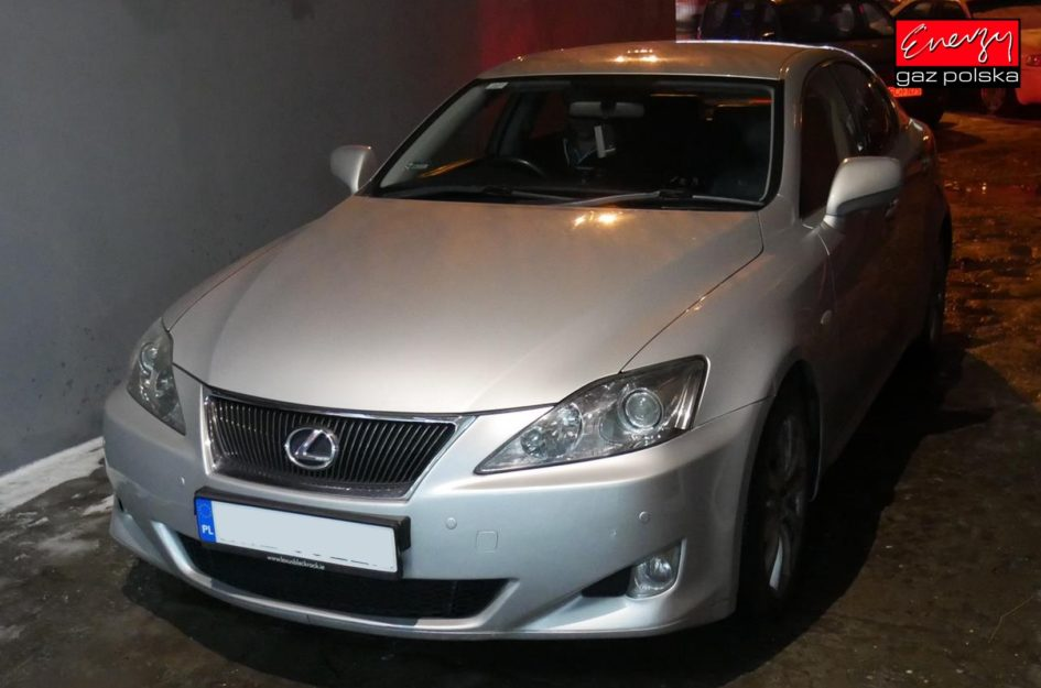 LEXUS IS 2.5 208KM 2006R LPG