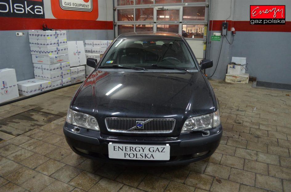 VOLVO V40 2.0T 163KM 2002R LPG