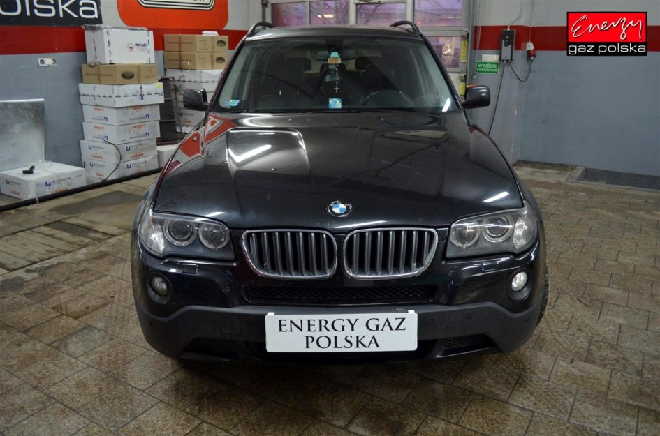 BMW X3 3.0 272KM 2006R LPG