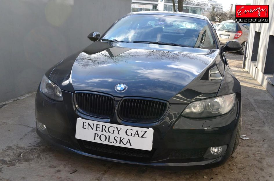 BMW E92 3.0 272KM 2008R LPG