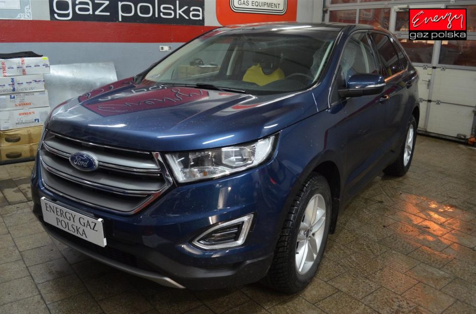 FORD EDGE 2.0T 240KM 2017R LPG