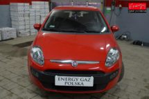 FIAT PUNTO 1.2 69KM 2011R LPG