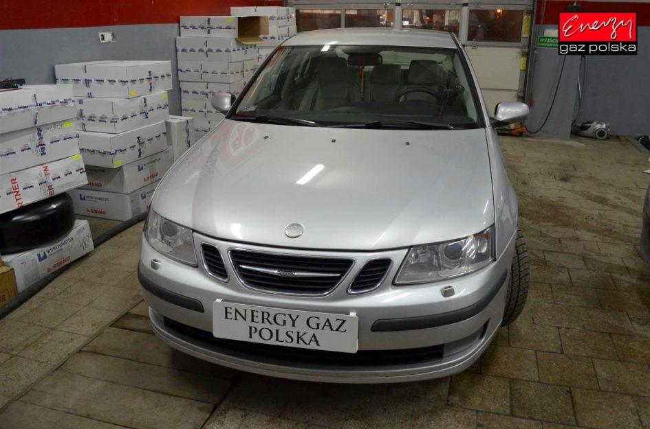 SAAB 9-3 2.0T 175KM 2006R