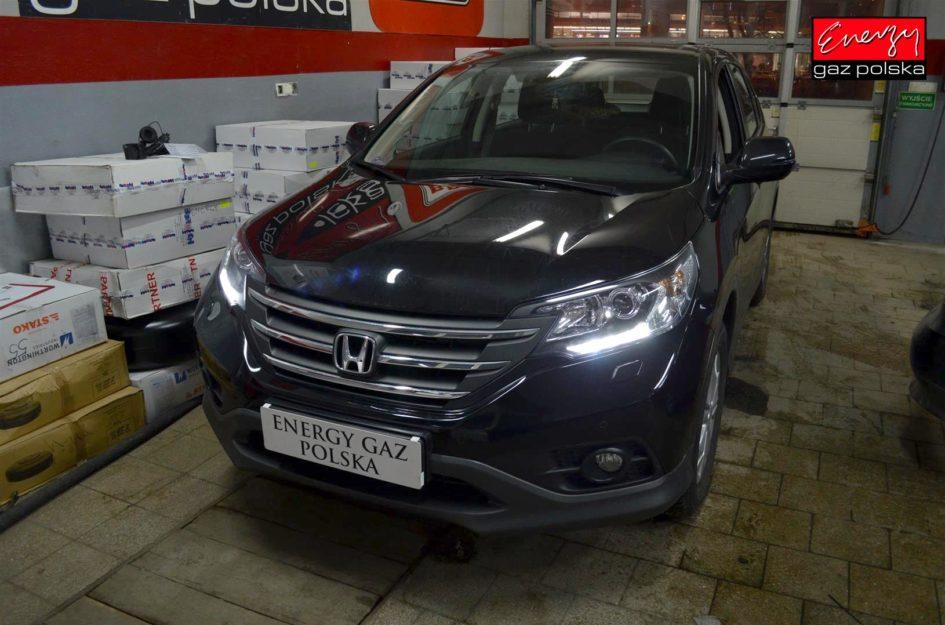 HONDA CR-V 2.0 155KM 2014R LPG