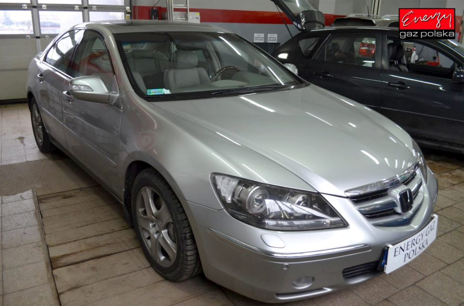 HONDA LEGEND 3.5 295KM 2006R LPG