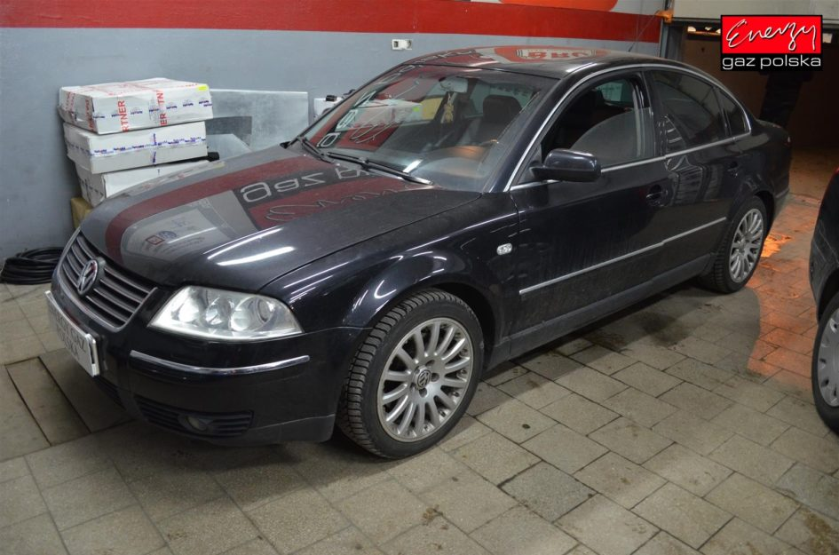 VW PASSAT 2.8 193KM 2002R LPG