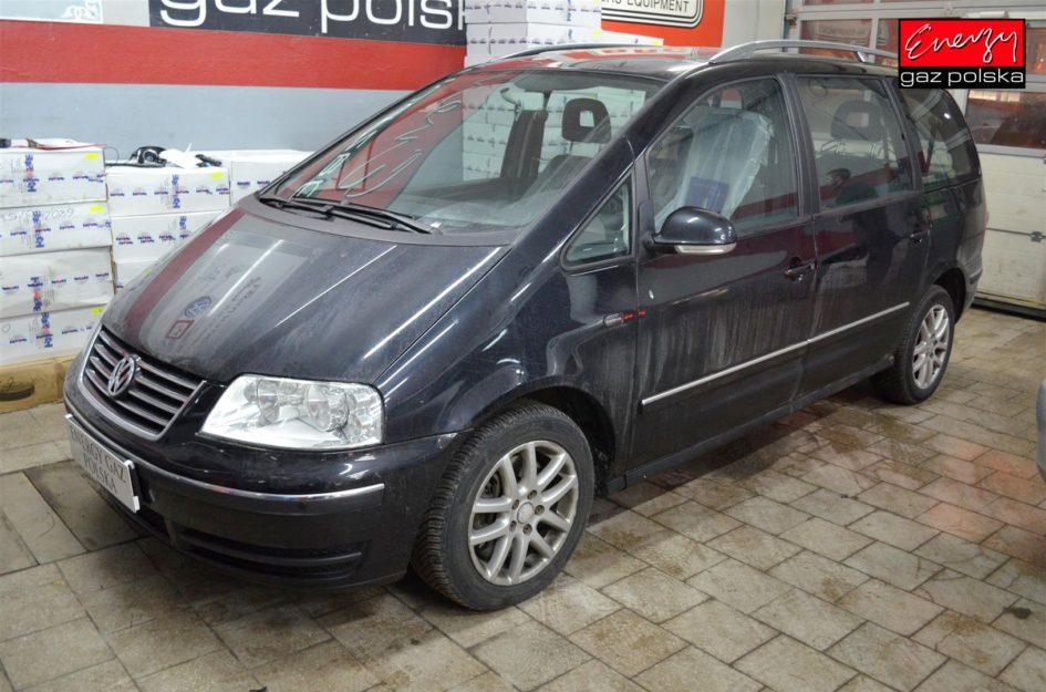 VW SHARAN 1.8T 150KM 2008R LPG