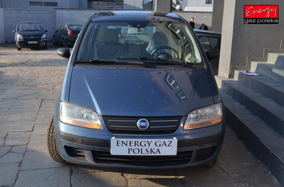FIAT IDEA 1.2 77KM 2004R LPG