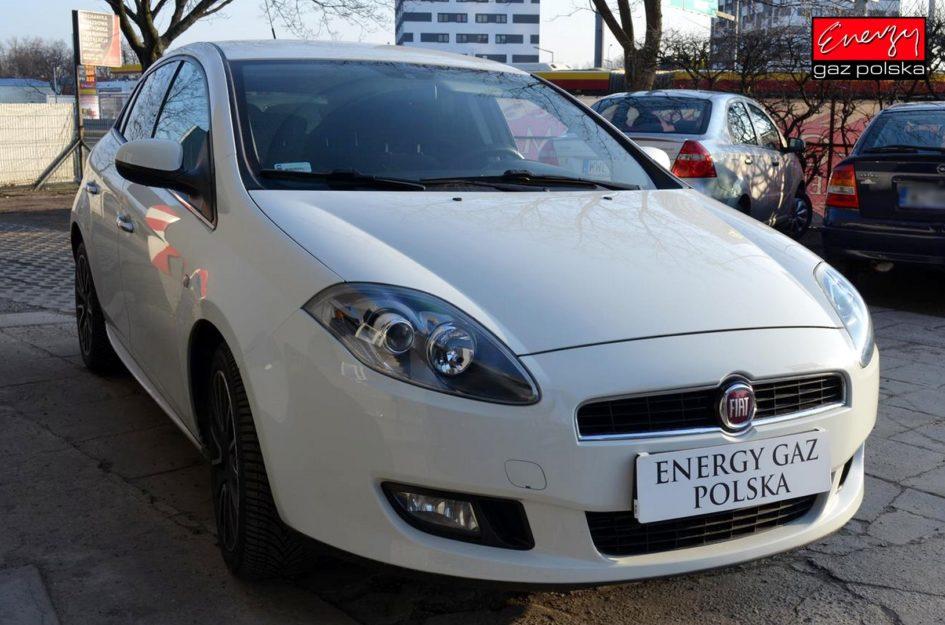 FIAT BRAVO 1.4T 120KM 2012R LPG