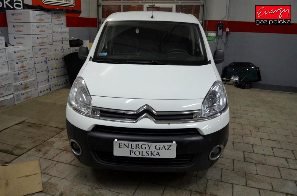 CITROEN BERLINGO 1.6 95KM 2012R LPG