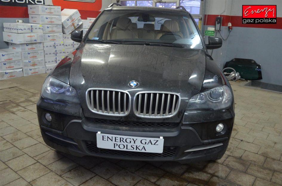 BMW X5 4.8 355KM 2008R LPG