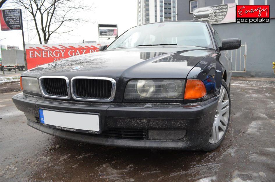 BMW E38 4.4 286KM 1998R LPG