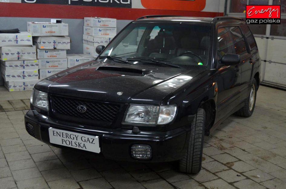 SUBARU FORESTER 2.0T 170KM 1999R LPG