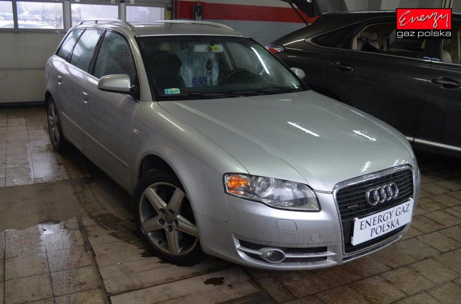 AUDI A4 2.0 200KM 2005R LPG
