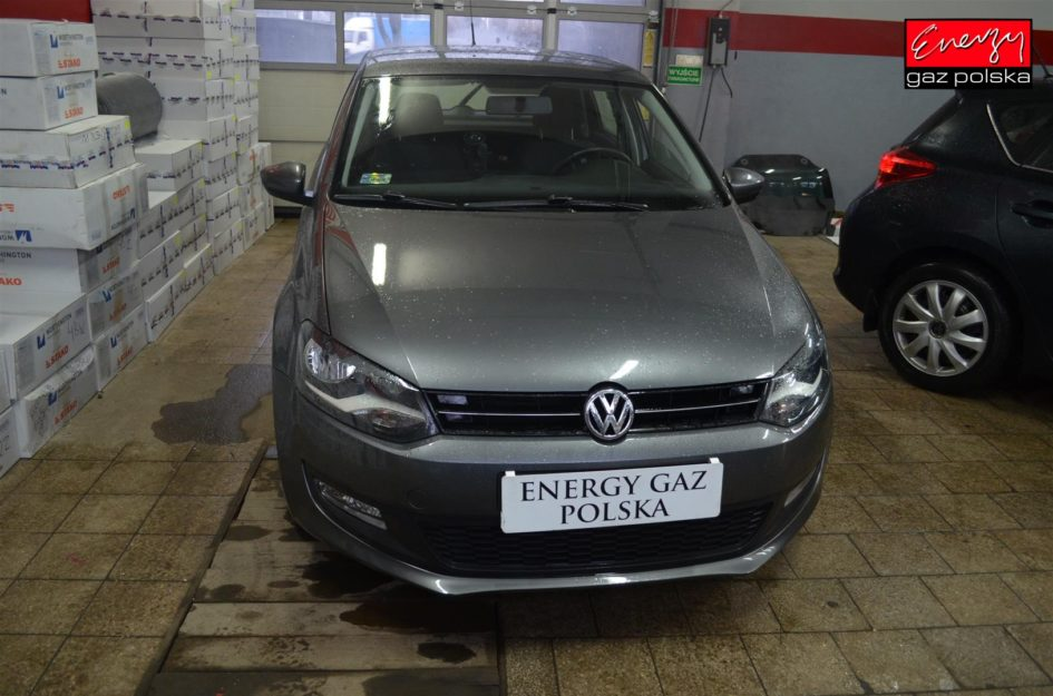 VW POLO 1.4 86KM 2011R LPG