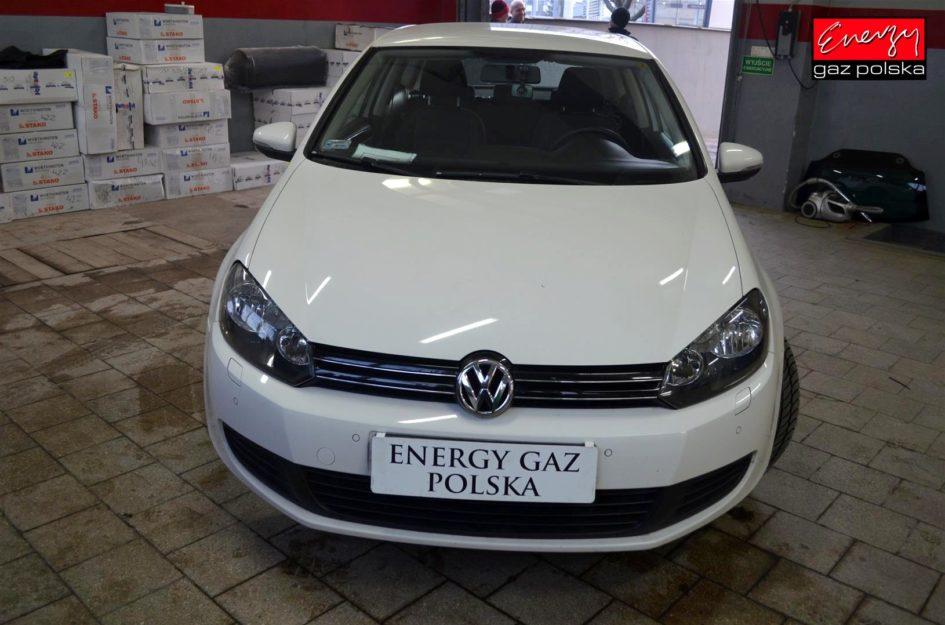 VW GOLF 1.4 TSI 122KM 2009R LPG