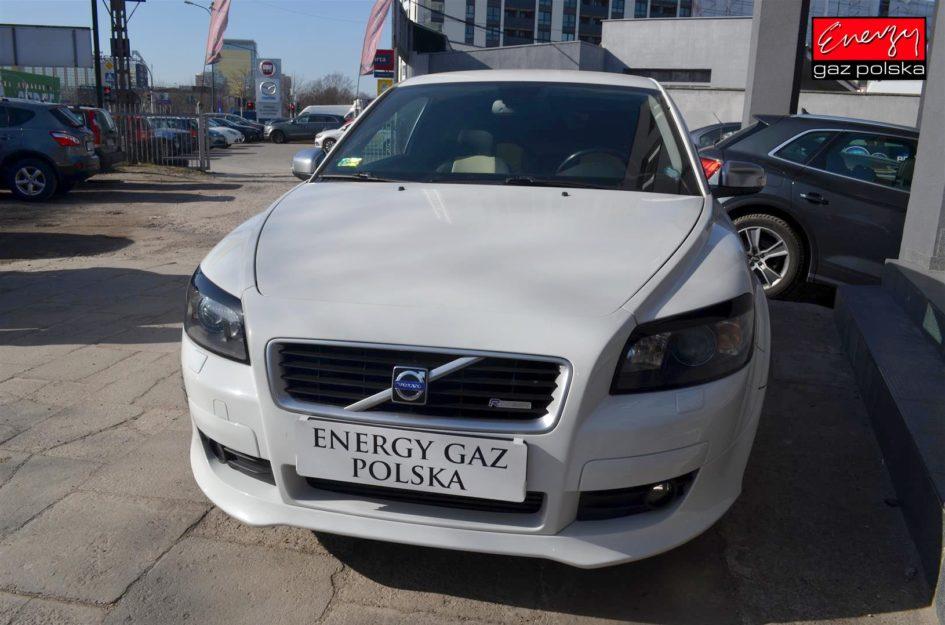 VOLVO C30 2.5T 230KM 2008R LPG