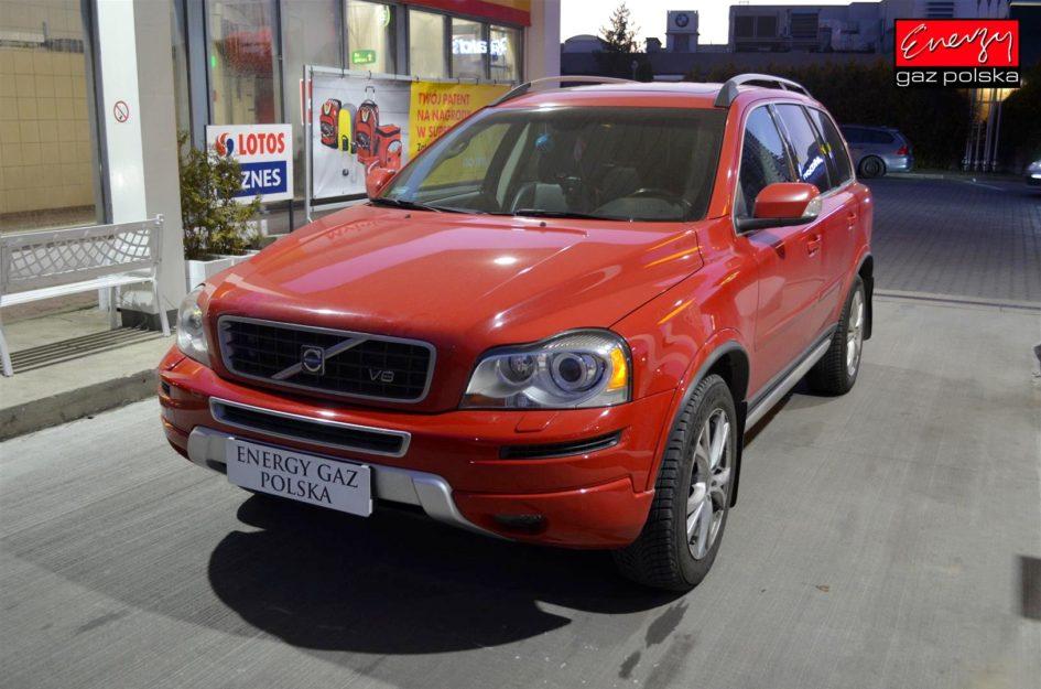 VOLVO XC90 4.4 315KM 2007R LPG