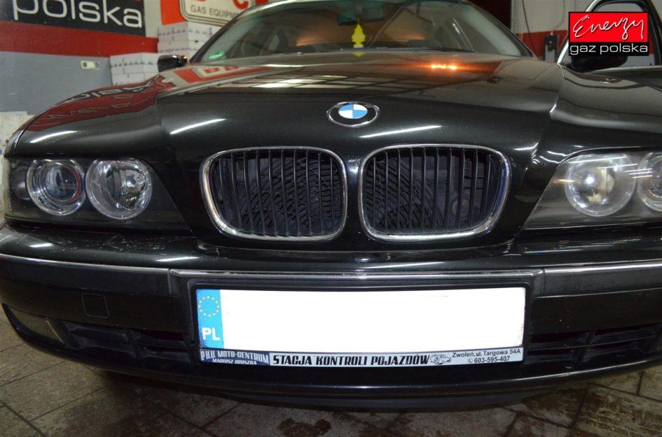 BMW 523 2.5 270KM 1999R LPG