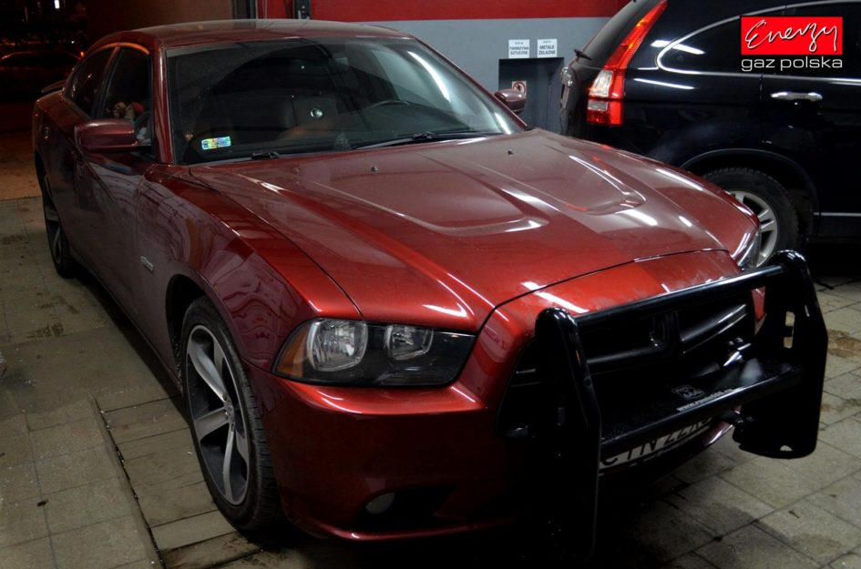 DODGE CHARGER 3.6 296KM 2014R LPG