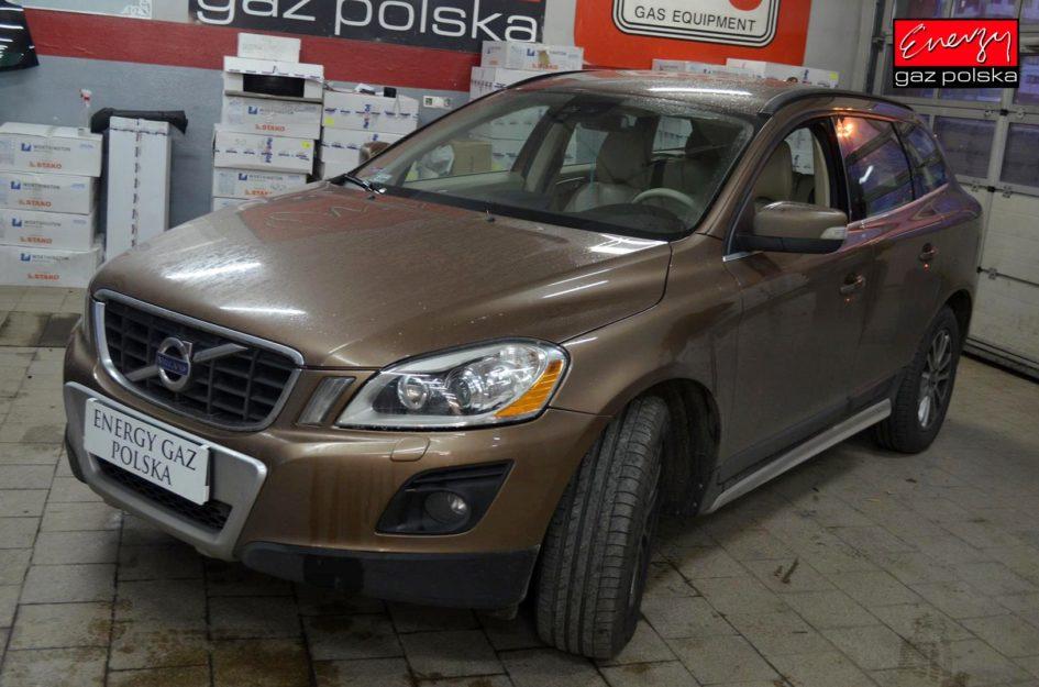VOLVO XC60 3.0 304KM 2009R LPG