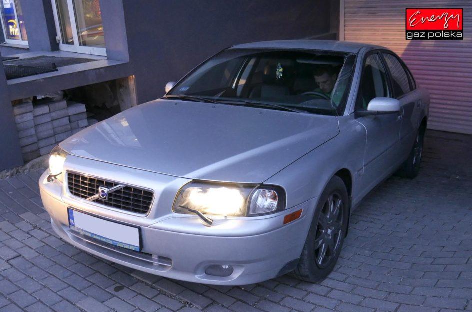 VOLVO S80 2.5T 210KM 2005R LPG