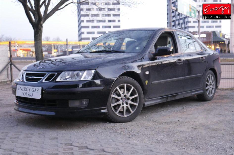 SAAB 9-3 2.0T 210KM 2004R LPG