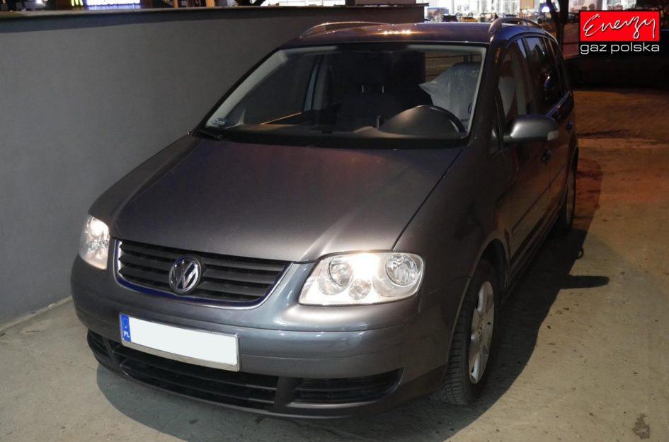 VW TOURAN 1.6 102KM 2006R LPG