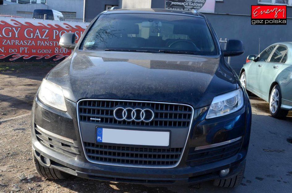 AUDI Q7 3.6 286KM 2008R LPG