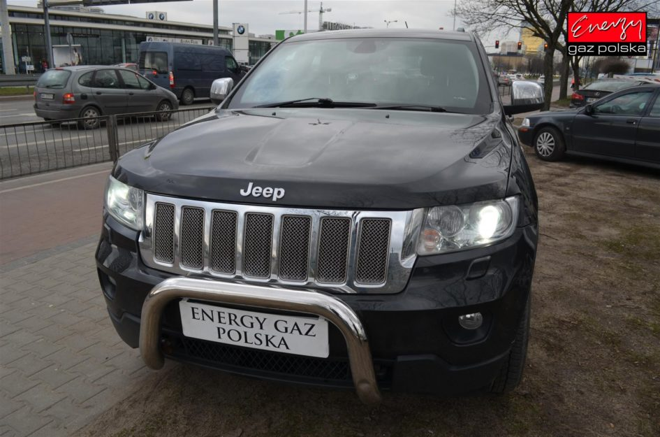 JEEP GRAND CHEROKEE 3.6 286KM 2011R LPG