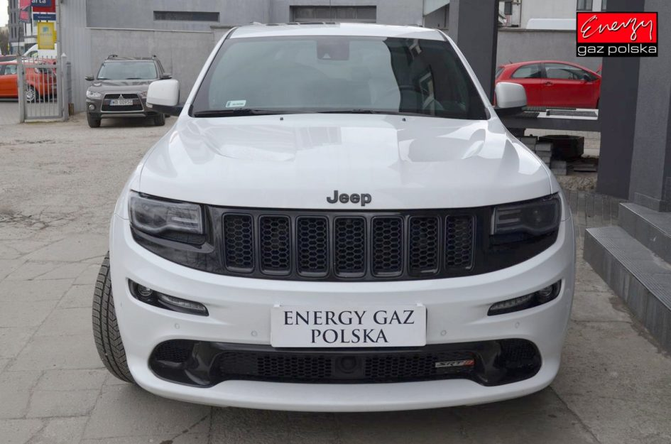 JEEP GRAND CHEROKEE 6.4 468KM 2014R