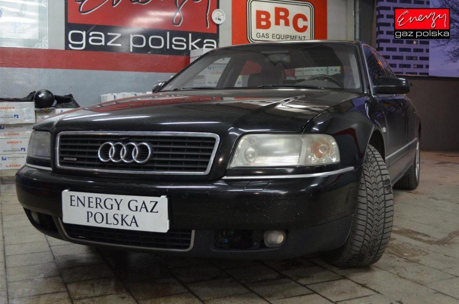 AUDI A8 4.2 310KM 1999R LPG