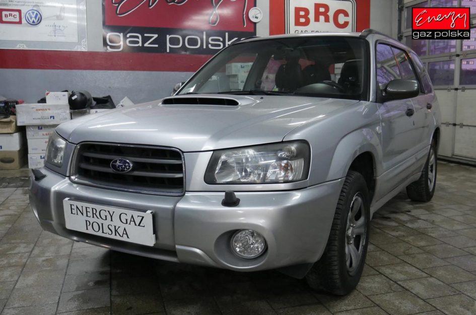 SUBARU FORESTER 2.0T 177KM 2002R LPG