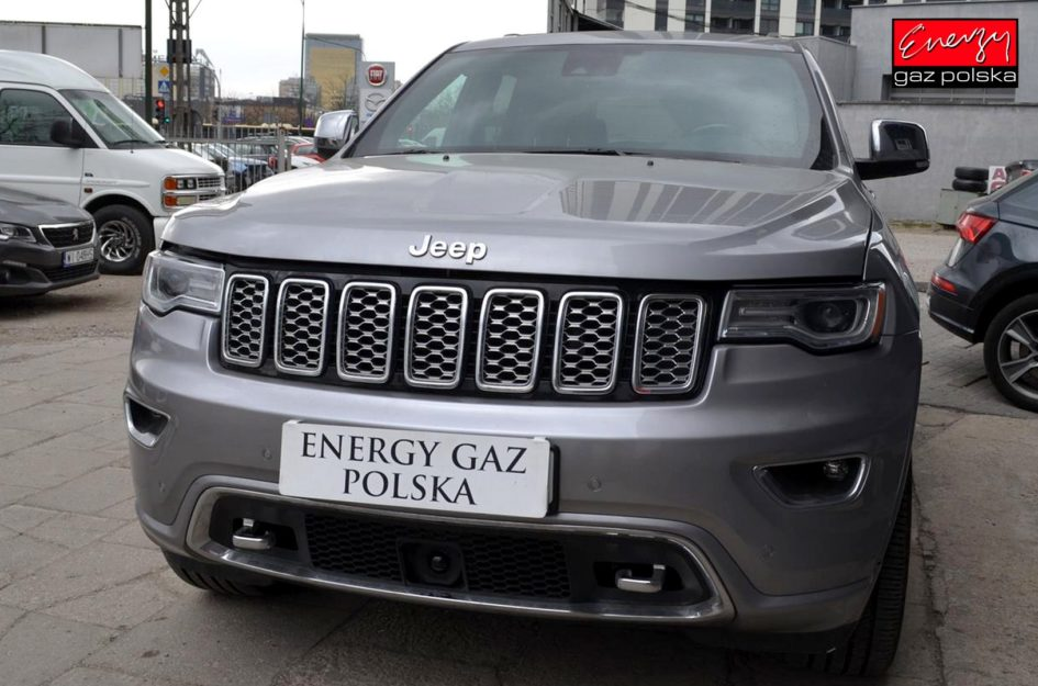JEEP GRAND CHEROKEE 5.7 350KM 2017R LPG