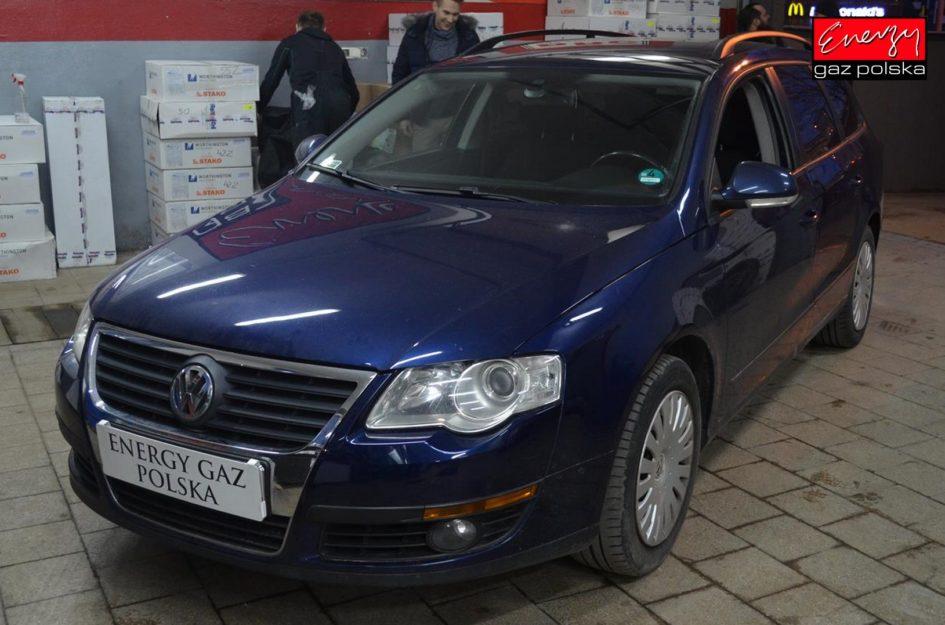 VW PASSAT 1.6 102KM 2005R LPG