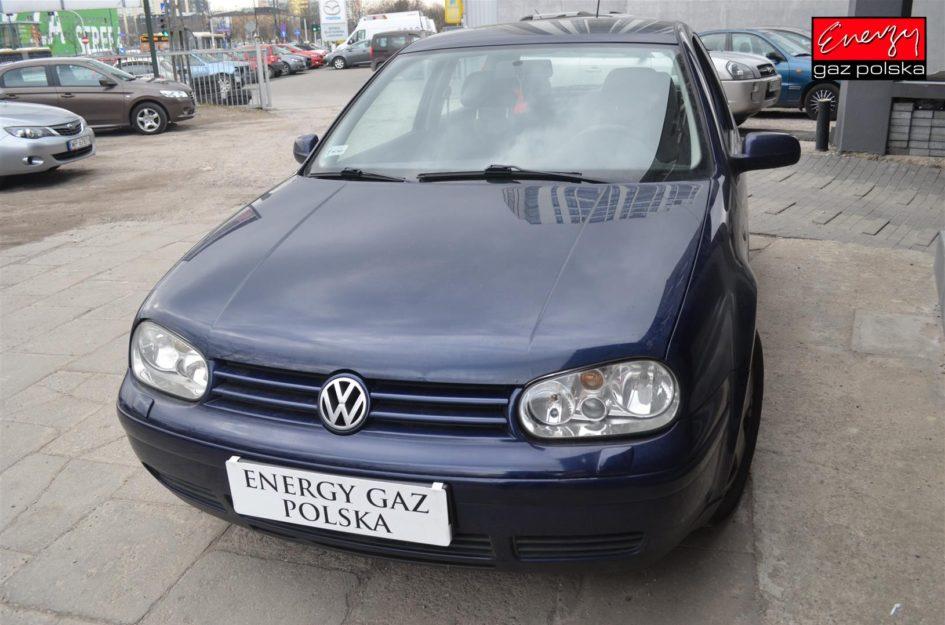 VW GOLF 1.6 100KM 1999R LPG