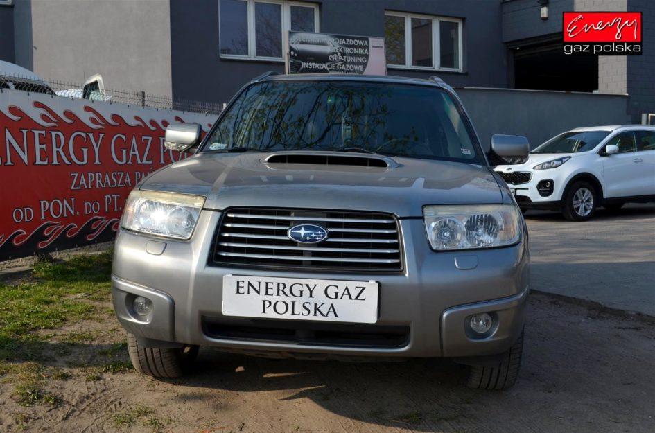 SUBARU FORESTER 2.5T 230KM 2006R LPG