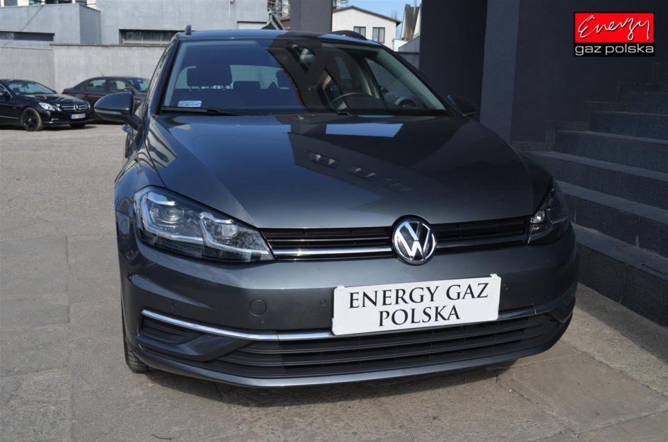 VW GOLF 1.4 TSI 125KM 2017R LPG