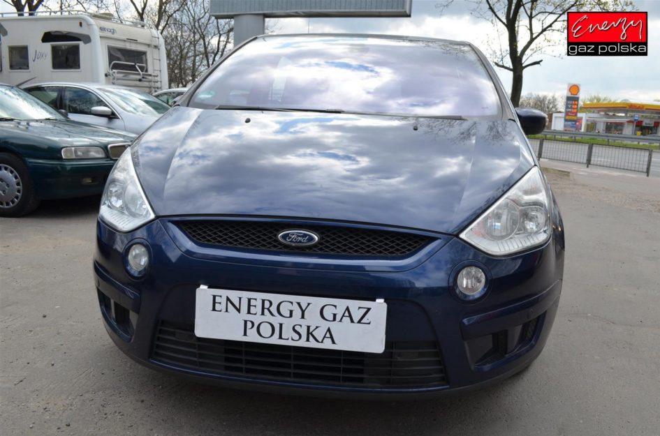 FORD S-MAX 2.0 145KM 2008R LPG