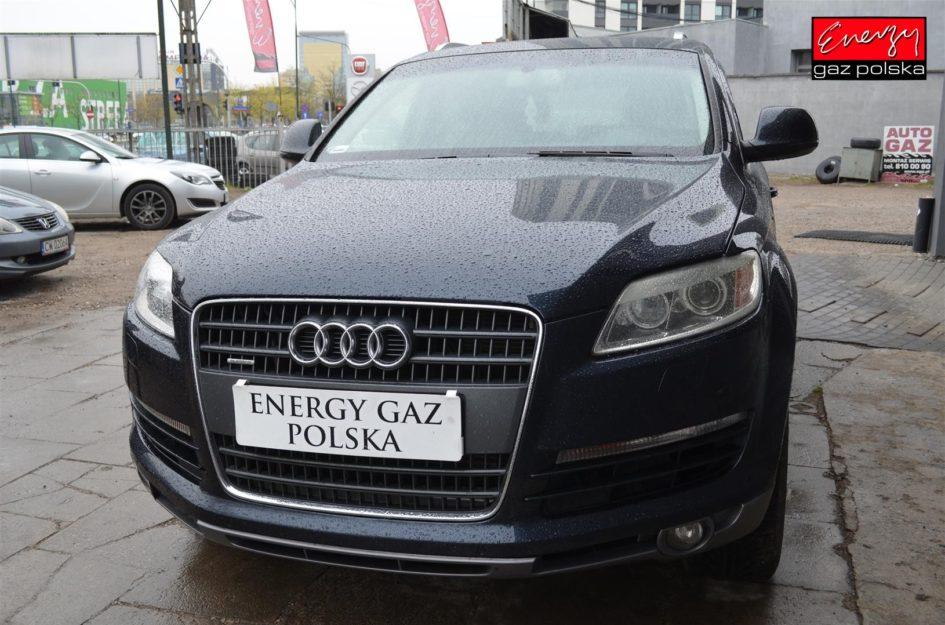 AUDI Q7 4.2 V8 350KM 2007R LPG