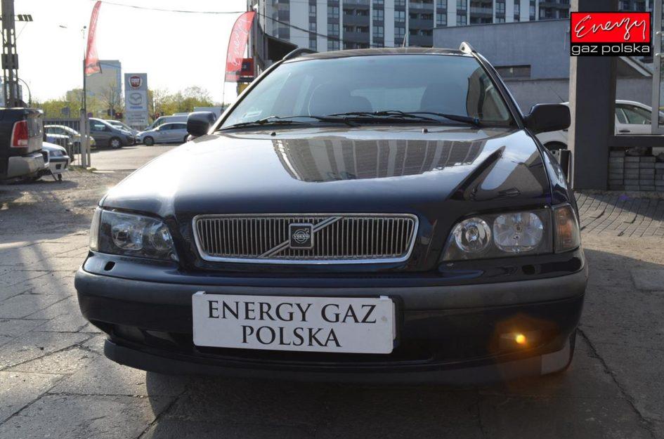VOLVO V40 2.0T 178KM 1998R LPG