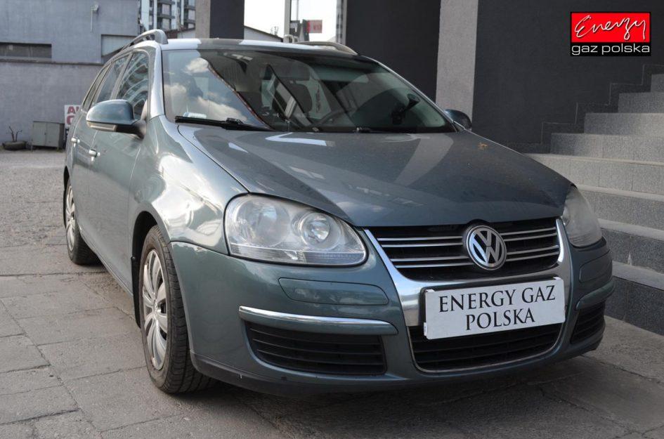 VW GOLF 1.6 102KM 2007R LPG