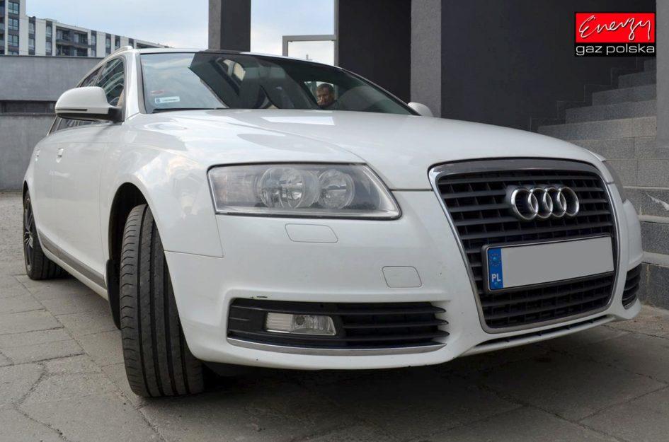 AUDI A6 2.0 200KM 2008R LPG