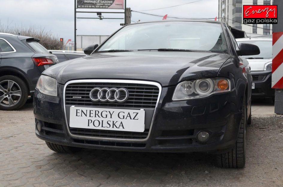 AUDI A4 2.0T 200KM 2005R LPG