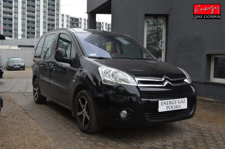 CITROEN BERLINGO 1.6 105KM 2009R LPG