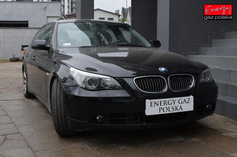 BMW E60 V8 4.4 333KM 2004R LPG