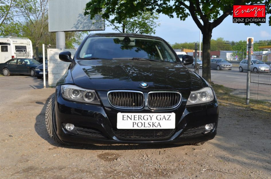 BMW Seria 3 E90 3.0 233KM 2010R LPG